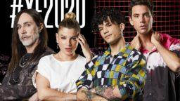 X Factor 2020 Live, la giuria