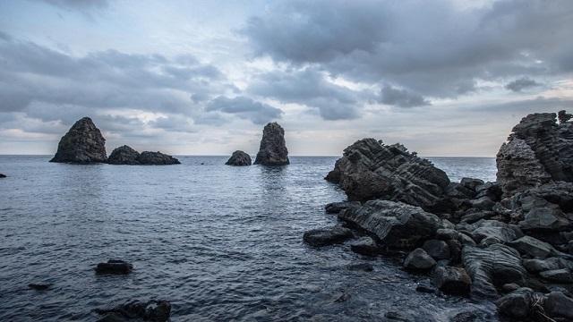 linea blu 24 ottobre arcipelago ciclopi