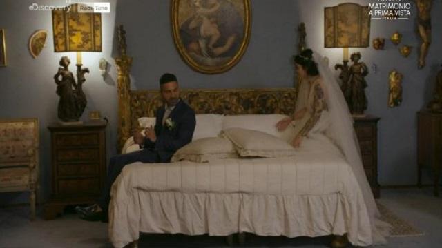 matrimonio a prima vista italia 5 prima notte di nozze