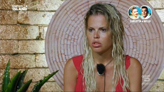 Anticipazioni Temptation Island ultima puntata: Carlotta lascia Nello?