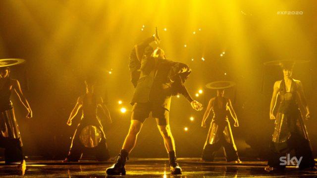 X Factor 2020 quarto live vergo