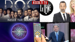 Ascolti TV giovedì 5 novembre 2020