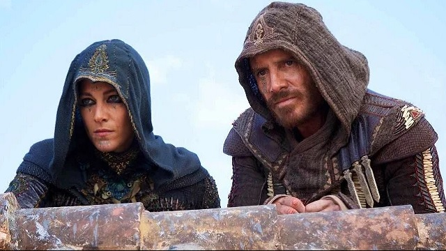 Assassin's Creed film attori