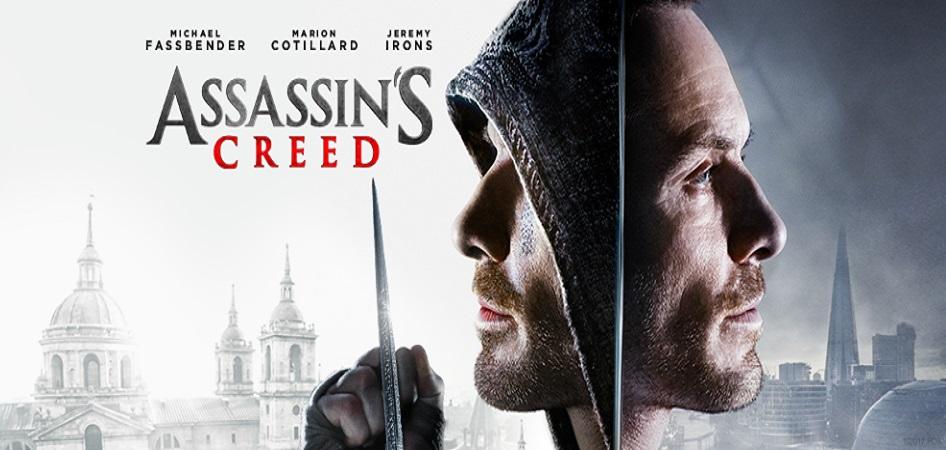 Assassin s Creed film copertina