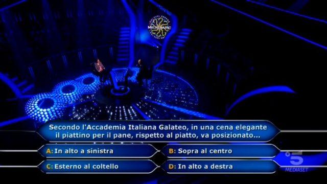 Ilaria Sambinello fissa il traguardo alla decima domanda