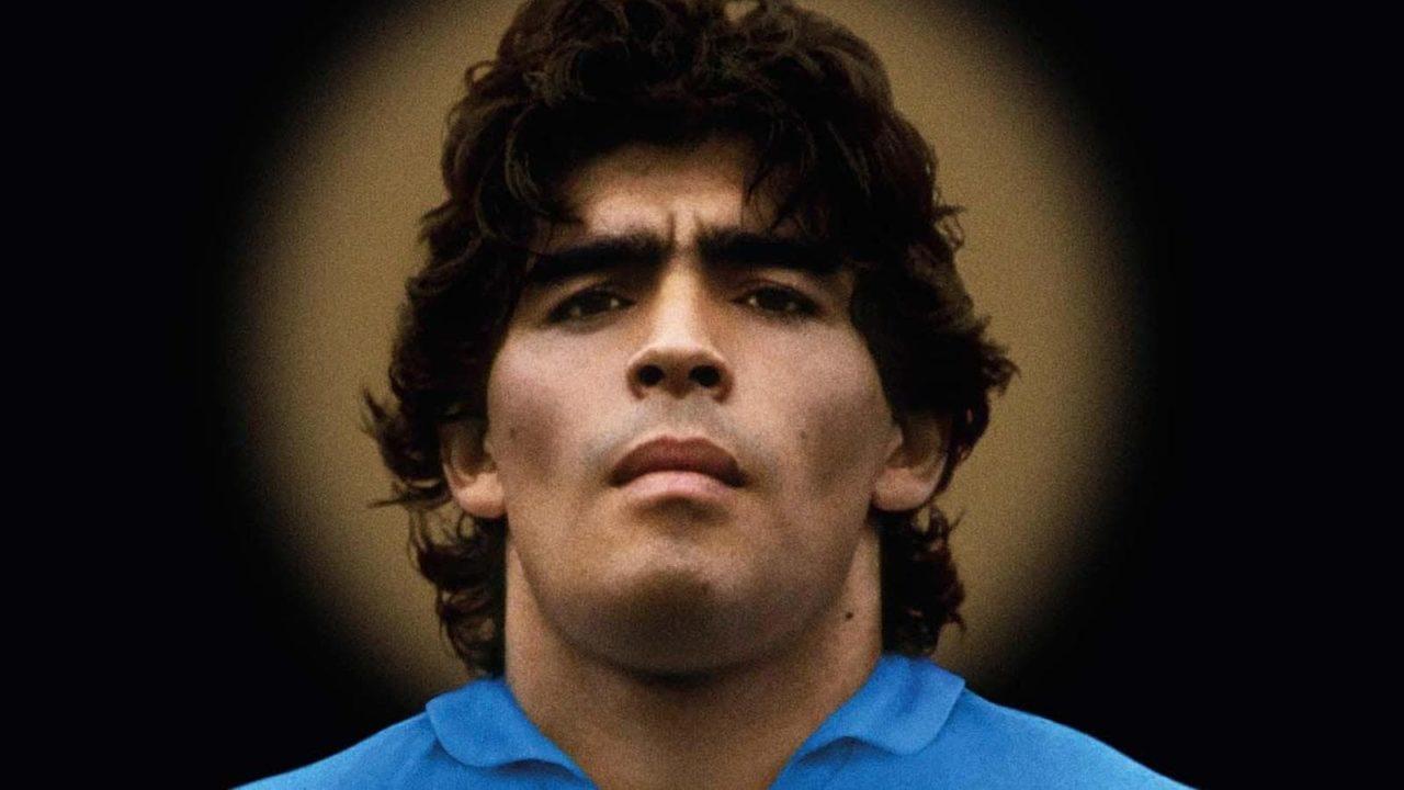 Diego Armando Maradona film di Asif Kapadia
