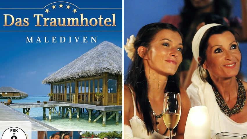 Dream Hotel Maldive film Rai 2