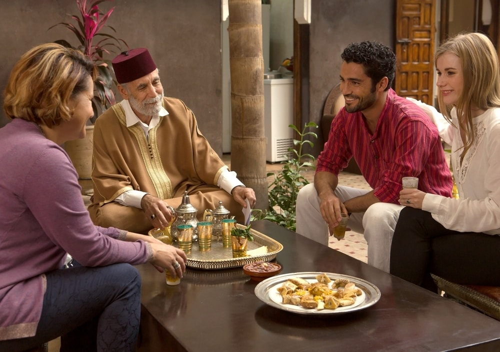 Dream Hotel Marocco film attori