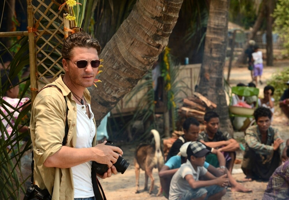 Dream Hotel Myanmar film finale