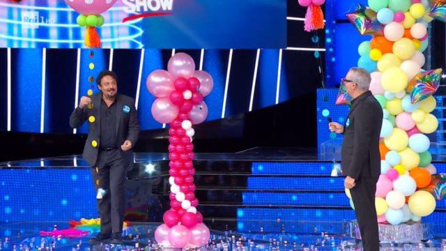 Tale e Quale Show diretta 6 novembre, Virginio imita Franco Simone