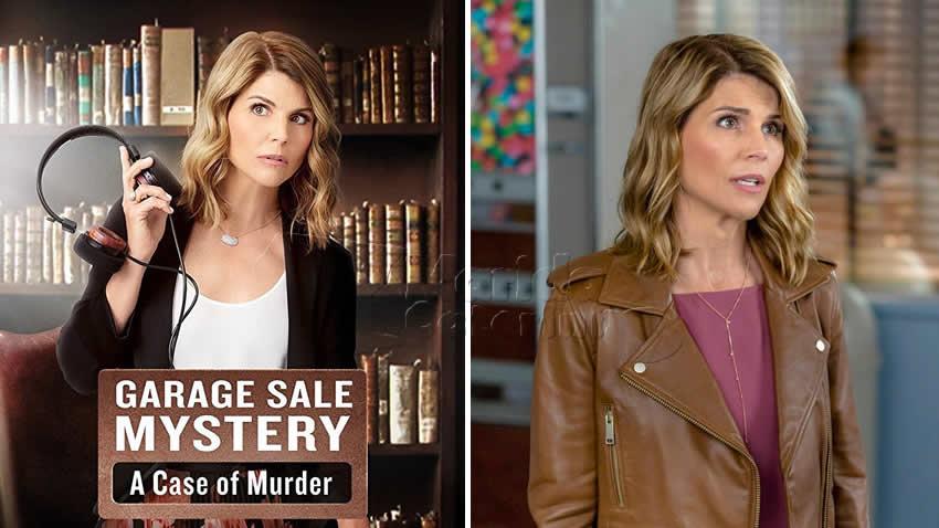 Garage Sale Mystery 11 La voce dell'assassino film Paramount Network