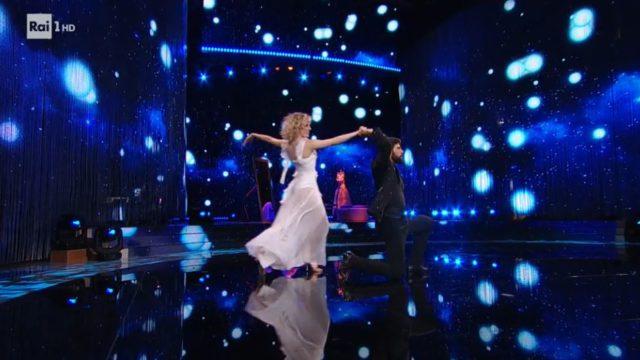 Il ballo di Gilles Rocca e Lucrezia Lando