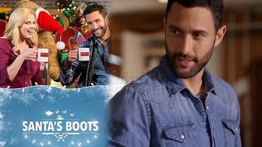 Gli stivali di Babbo Natale film Tv8