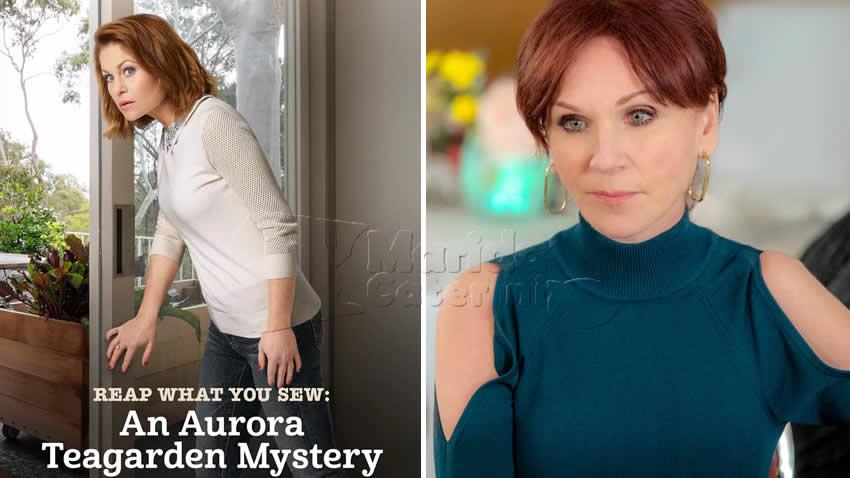 I misteri di Aurora Teagarden Tagli, cuci e uccidi