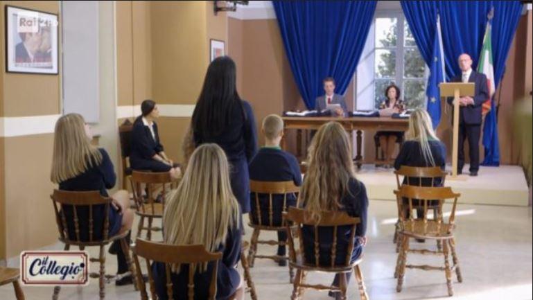Il Collegio 5 diretta 3 novembre, puntata, alunni, eliminati, dove è girato