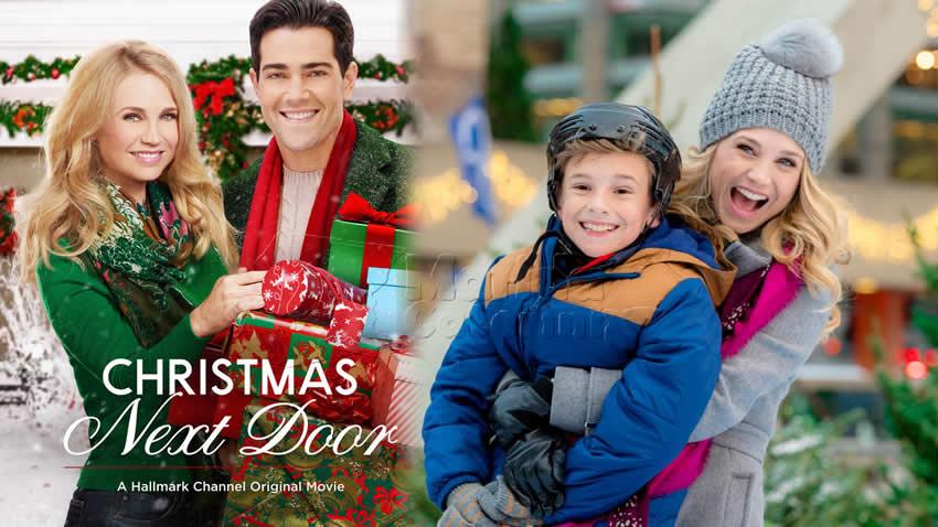 Il Natale della porta accanto film Tv8