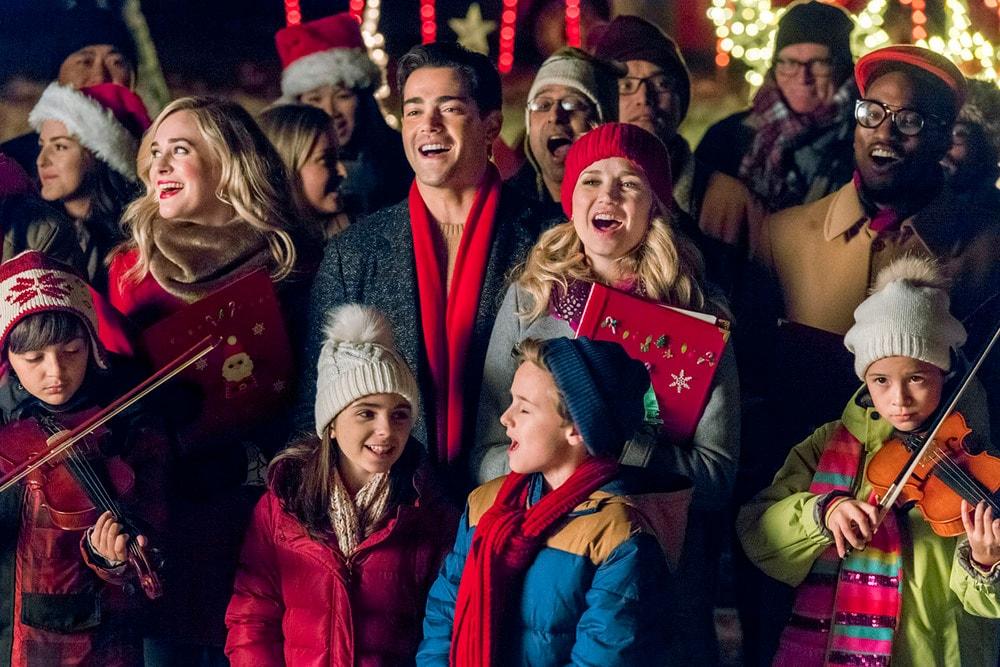 Il Natale della porta accanto film dove è girato