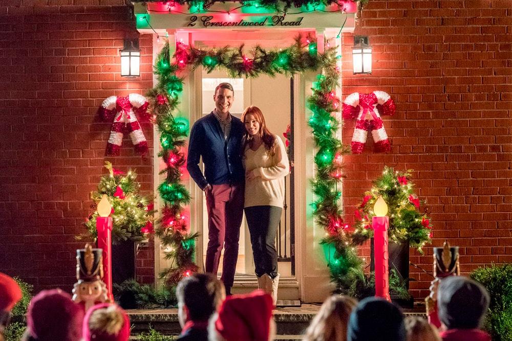 Il Natale della porta accanto film finale