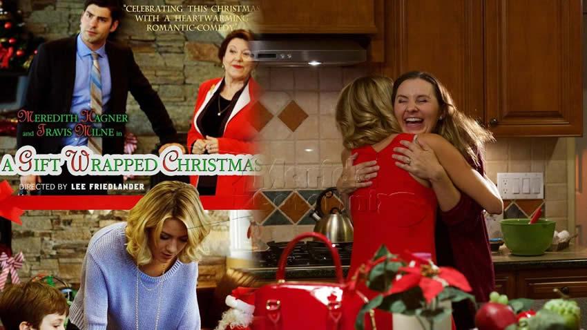 Il perfetto regalo di Natale film Tv8