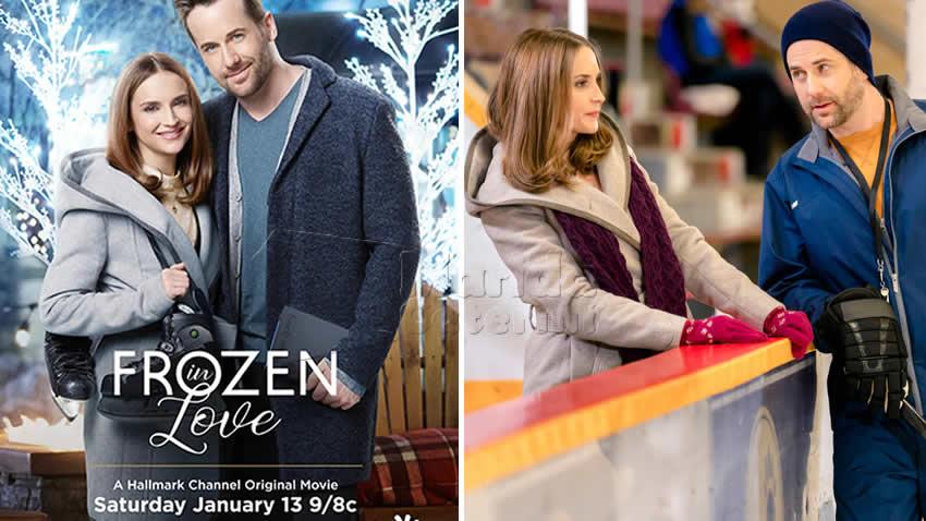 Innamorarsi sul ghiaccio film Tv8