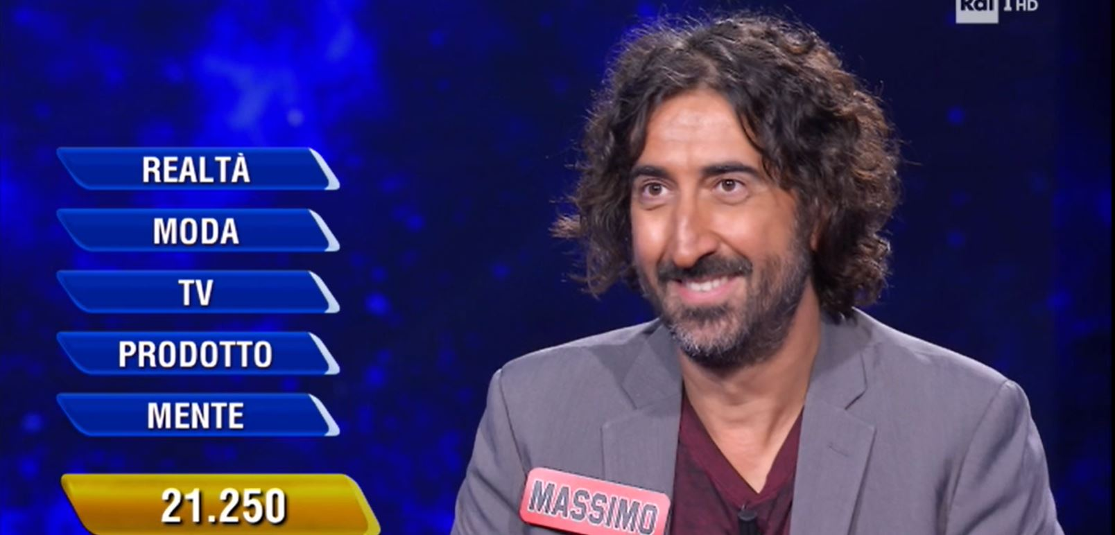 L'Eredità Massimo Cannoletta chi è