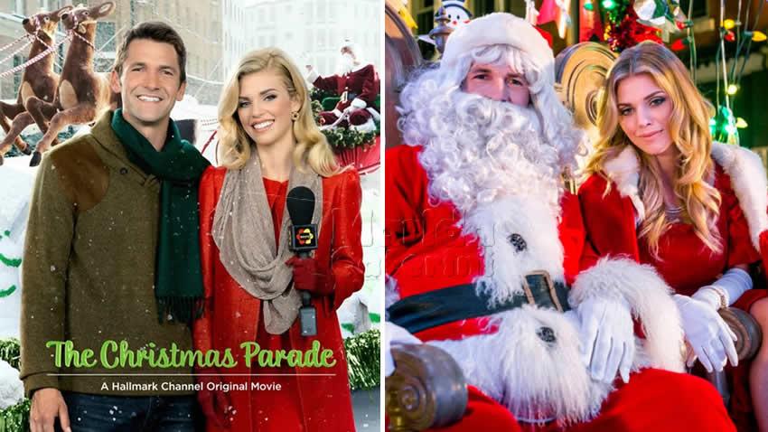 La parata del Natale film Tv8