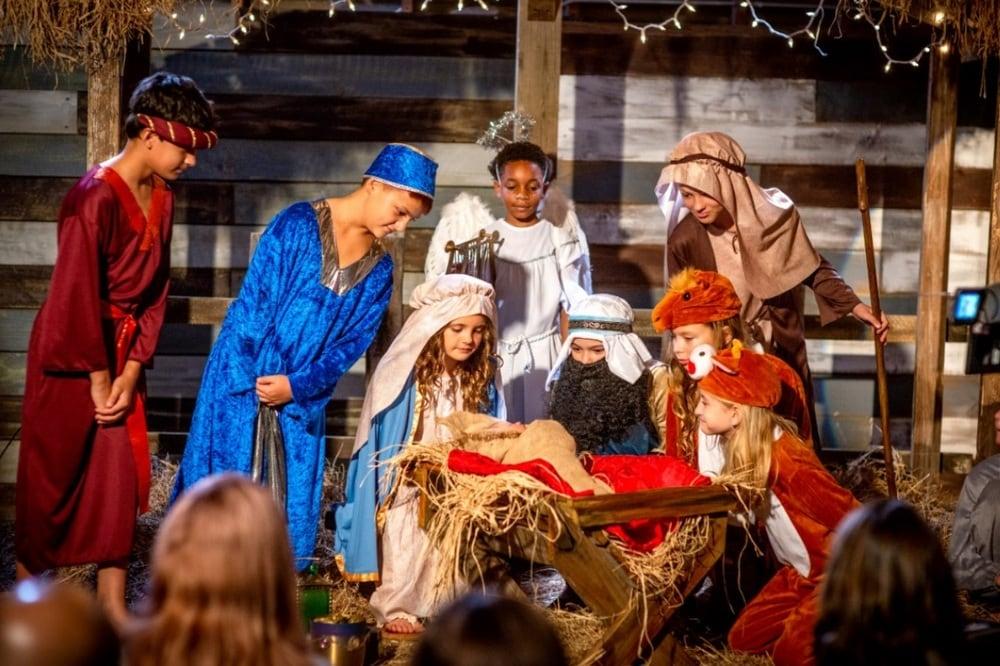 La tradizione del Natale film dove è girato