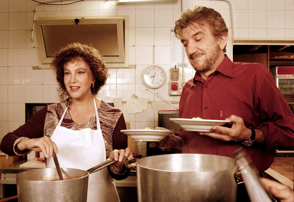 Mai storie d'amore in cucina film finale