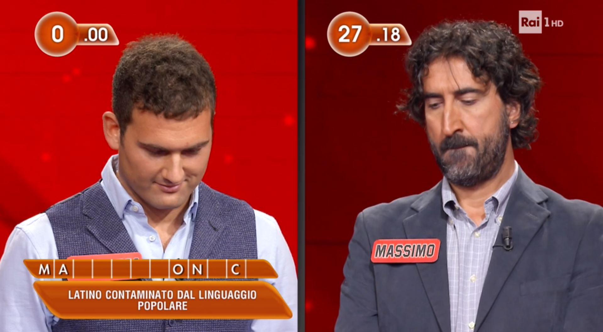 Massimo Cannoletta campione sfida Alessandro