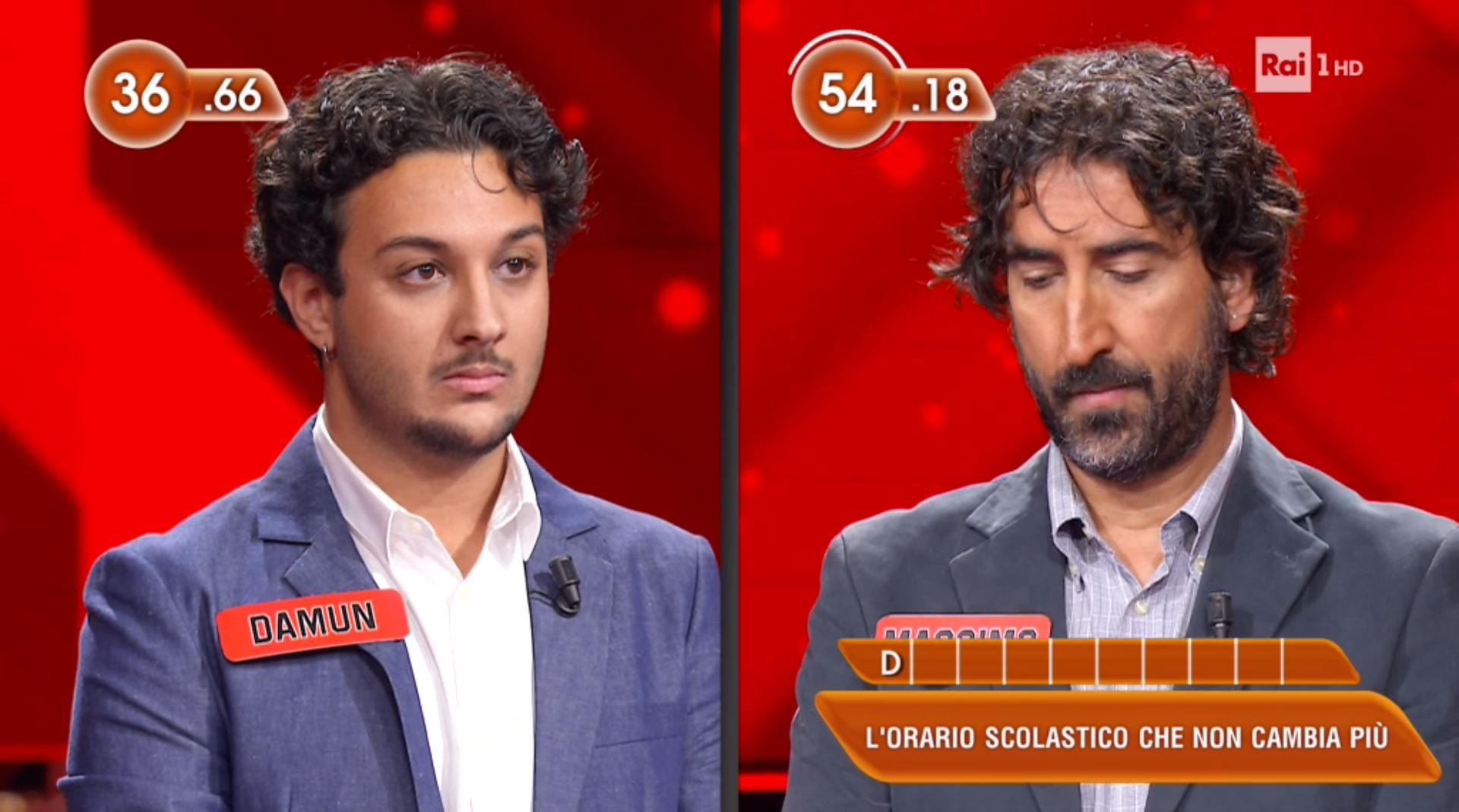 Massimo Cannoletta campione sfida Damun