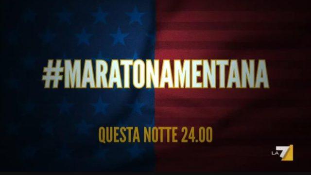 La maratona di Enrico Mentana su La7 per le Presidenziali USA