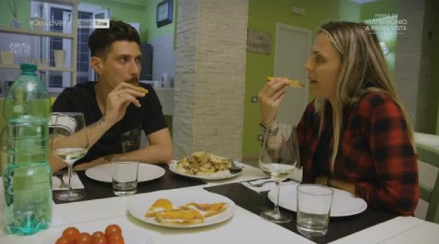 Matrimonio a prima vista Italia 5 diretta 3 novembre copertina