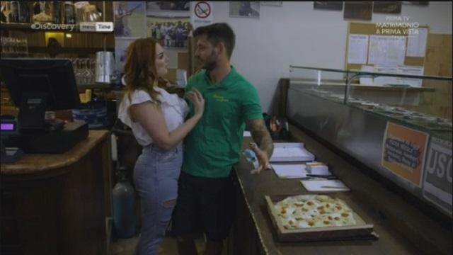 Matrimonio a prima vista Italia 5 pizza