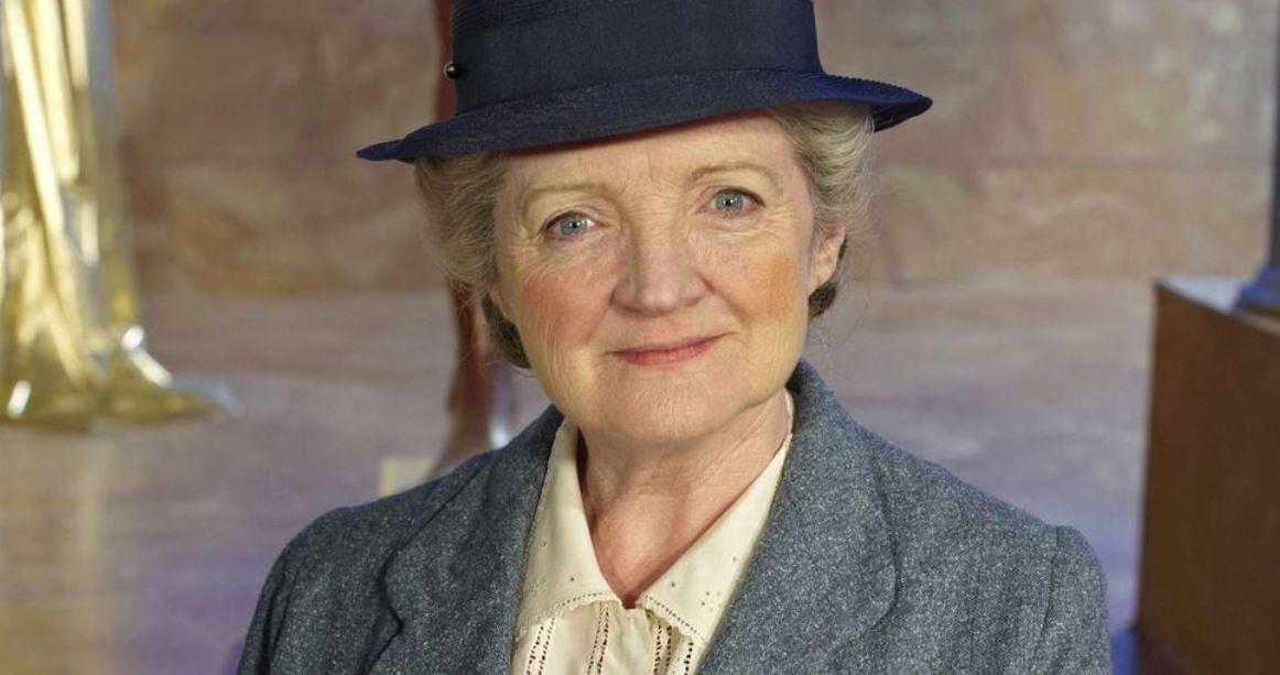 Miss Marple La follia di Greenshaw attori