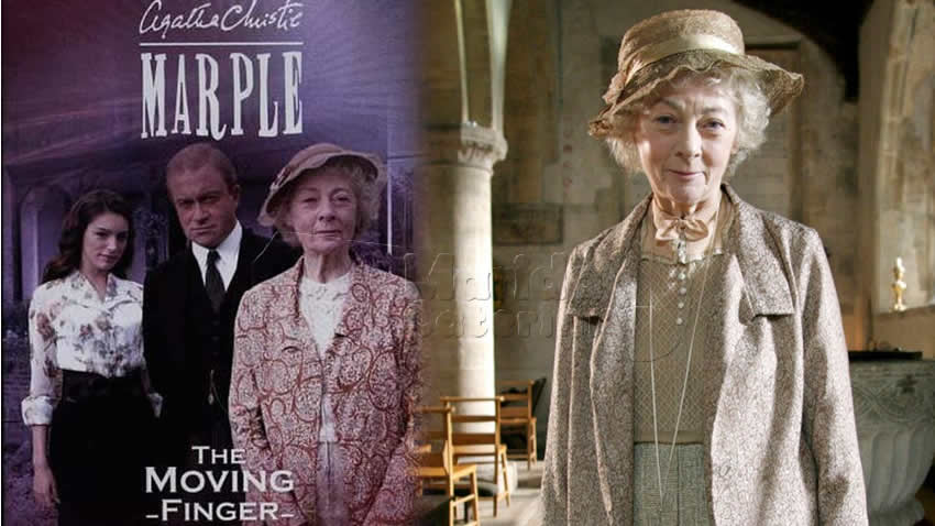 Miss Marple il terrore viene per posta film Paramount Network