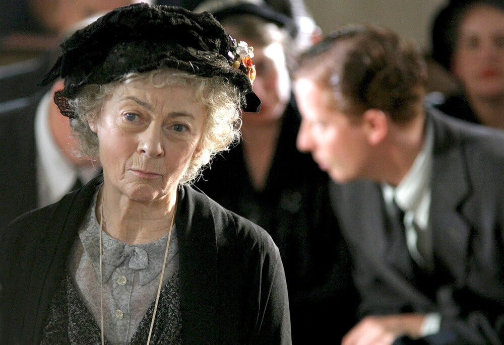 Miss Marple il terrore viene per posta film attori