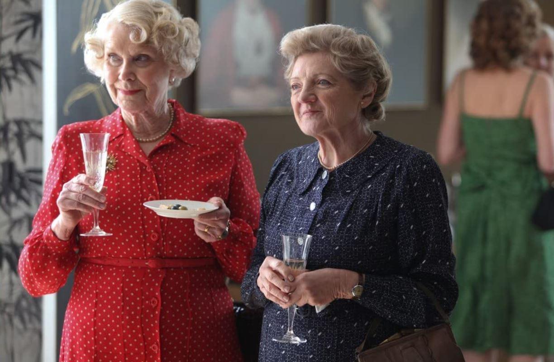 Miss Marple nella mia fine è il mio principio Paramount Network
