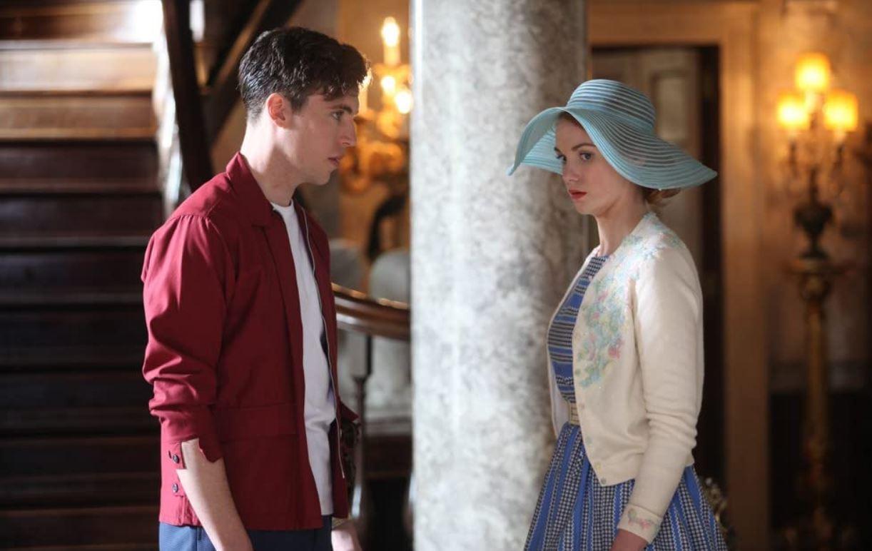 Miss Marple nella mia fine è il mio principio attori