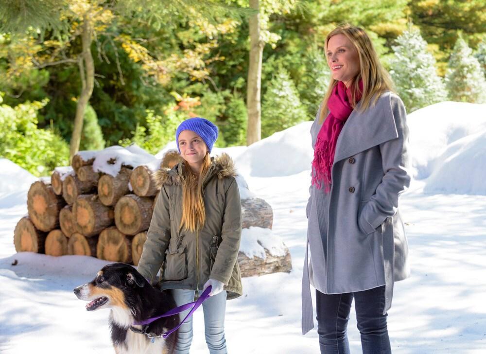 Natale a Christmas Valley film dove è girato