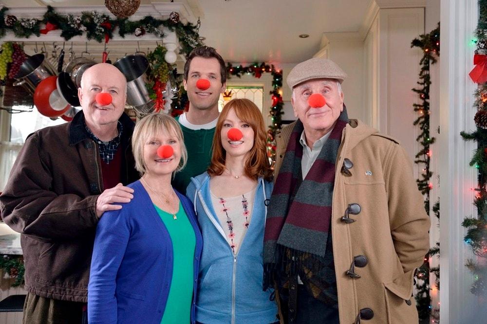 Natale e altri equivoci film attori