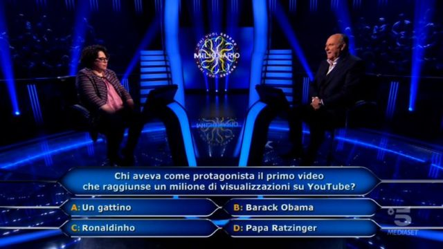 Nona domanda Ilaria Sambinello