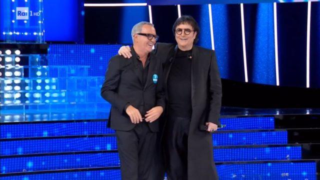 Tale e Quale Show diretta 6 novembre, Renato Zero e Giorgi Panariello