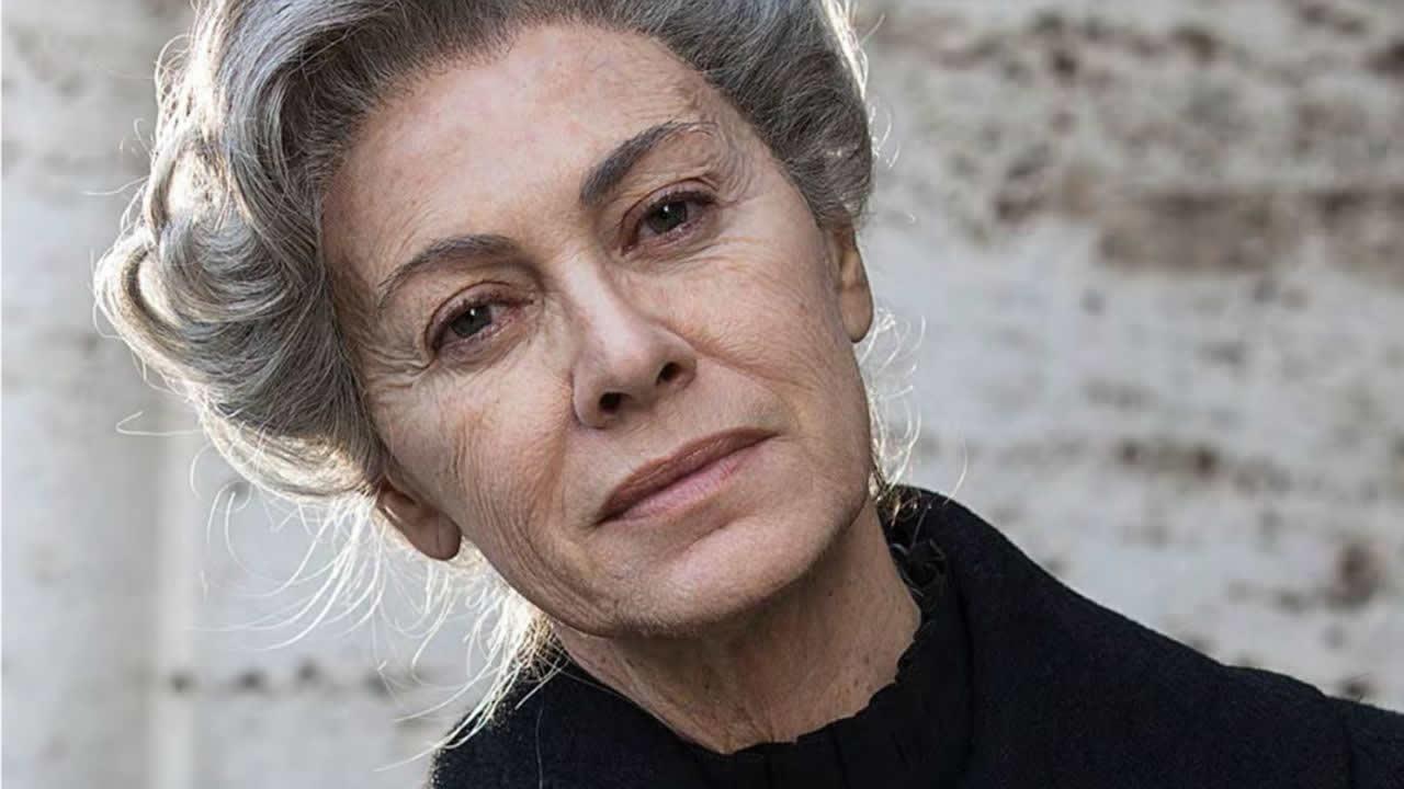 Rita Levi Montalcini film Elena Sofia Ricci