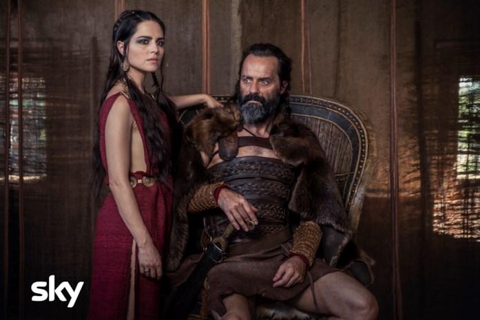 Romulus cast Amulius Sergio Romano