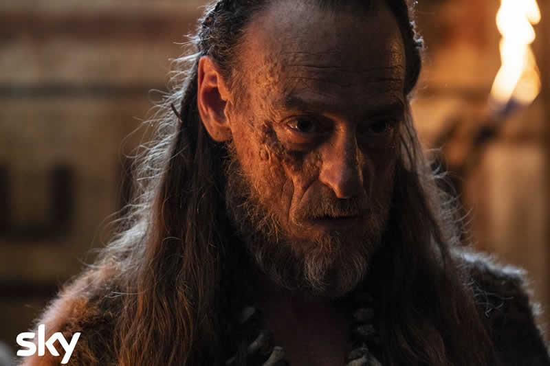 Romulus cast Spurious Massimiliano Rossi