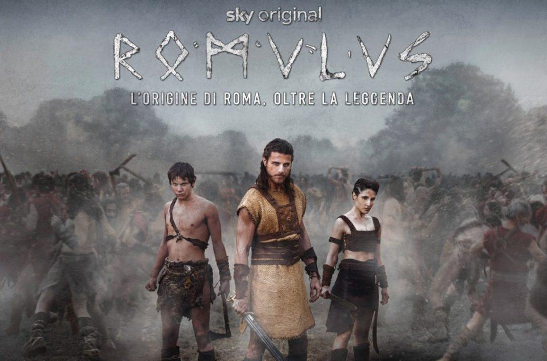 Romulus cast serie tv Sky