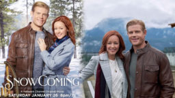 SnowComing film Tv8