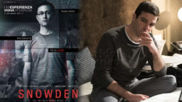 Snowden film Rai Movie