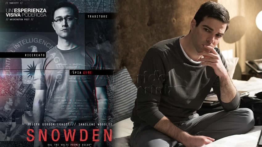 Snowden film Rai Movie