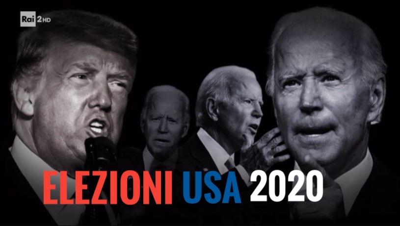 Elezioni USA 2020 in TV, speciali, diretta, maratona, risultati, exit poll